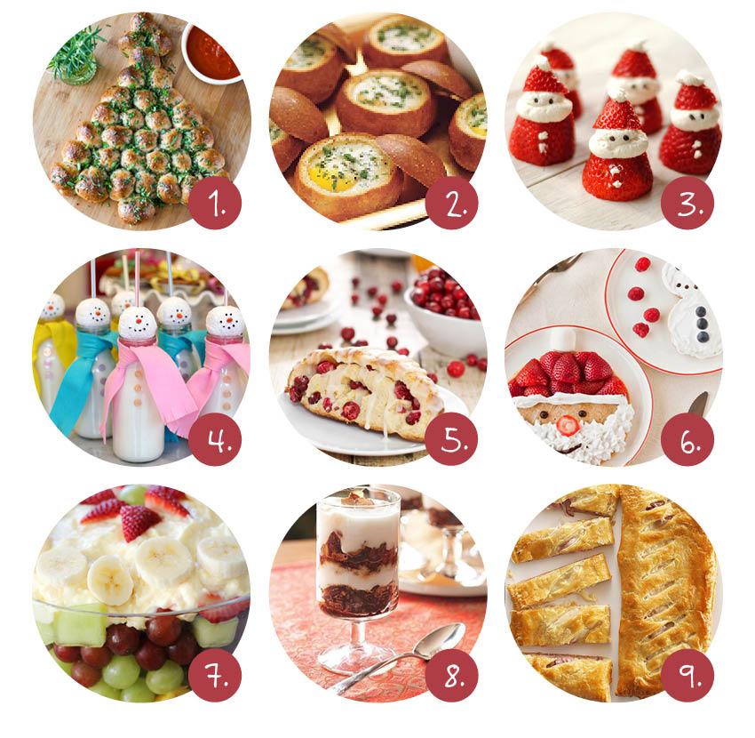 9x feestelijke kerstontbijt recepten