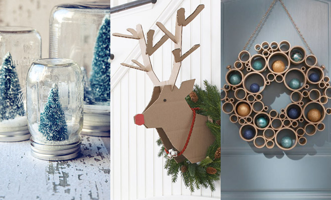 Goedkope DIY kerstdecoraties - Like u0026 Love (it!)