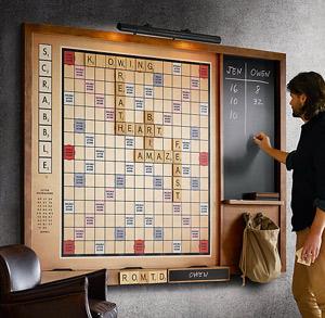 Mega Scrabble-bord
