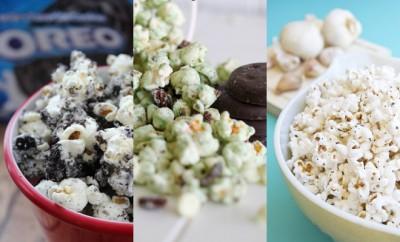 Originele popcorn recepten