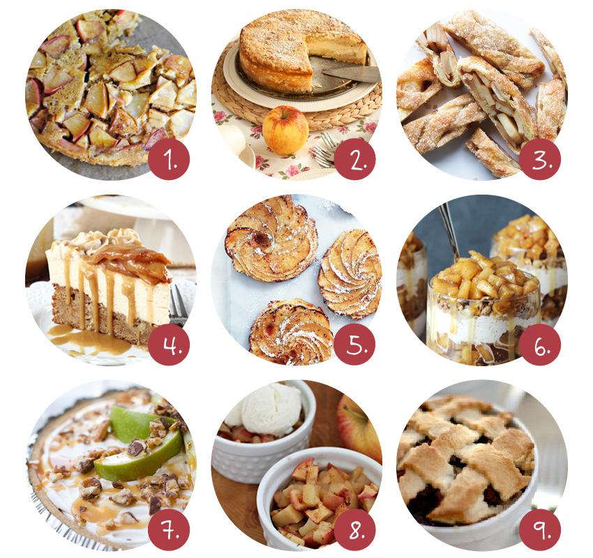 Verrassende appeltaart recepten