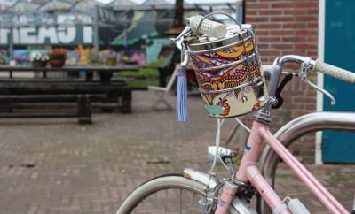 Boho-tiffin, vrolijke lunchbox