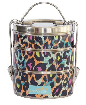 Boho-tiffin: vrolijke lunchbox