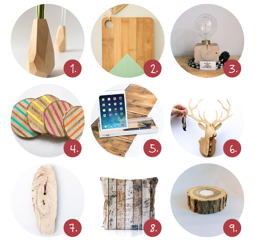 Etsy hout