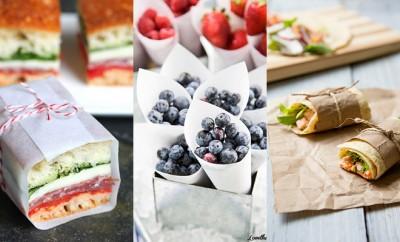 High tea picknick recepten