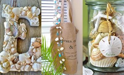 DIY met schelpen