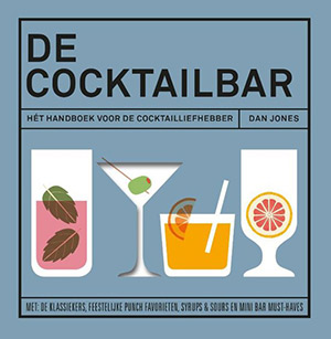 De cocktailbar, cocktail recepten