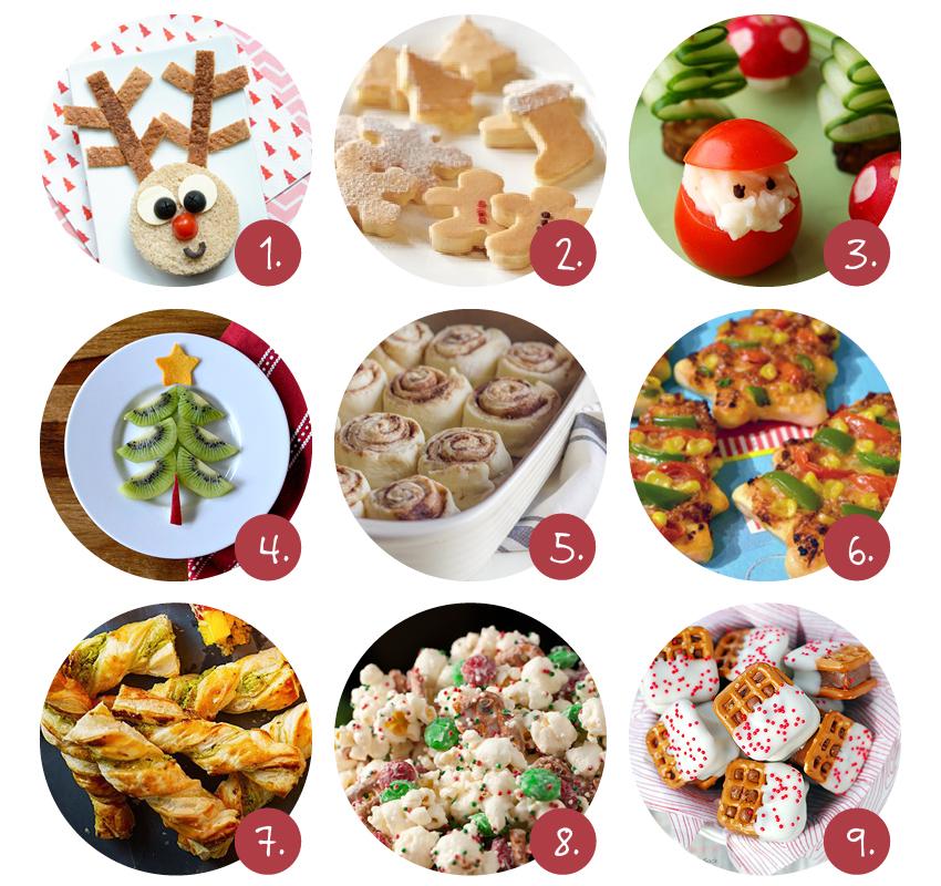 Kerstbrunch kinderen recepten
