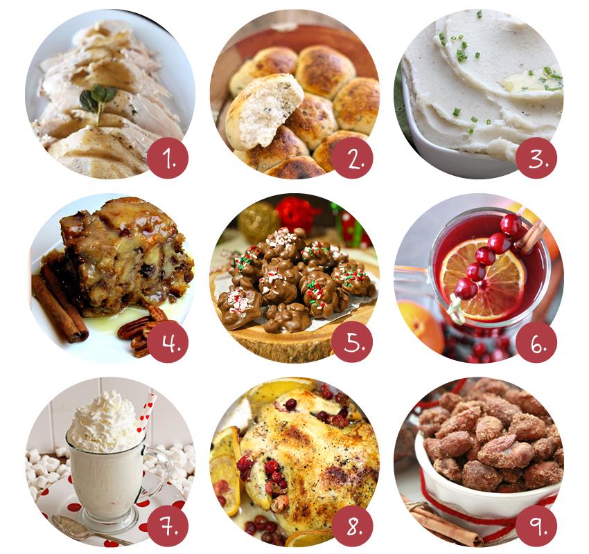 crockpot kerst recepten