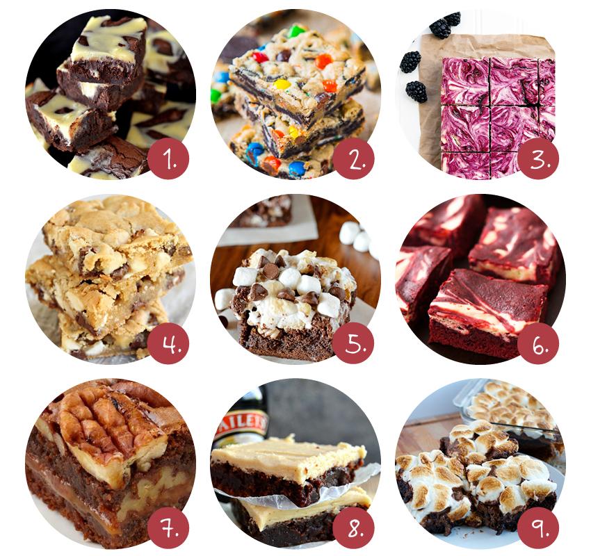 brownie recepten