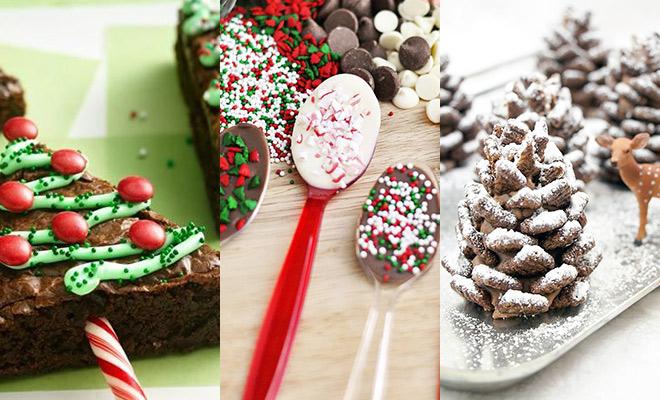 Kerstchocolade recepten