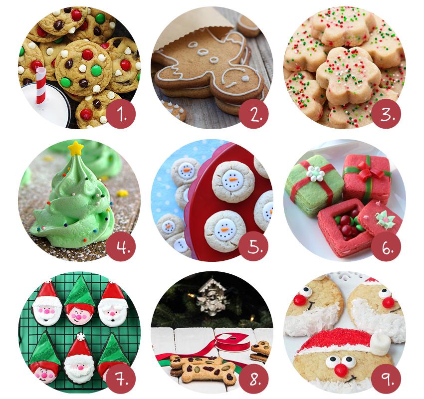Kerstkoekjes recepten