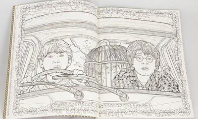 Harry Potter kleurboek