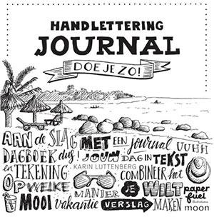 Handlettering journal: Karin Luttenberg