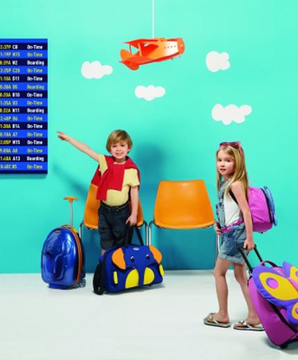 koffers voor kinderen
