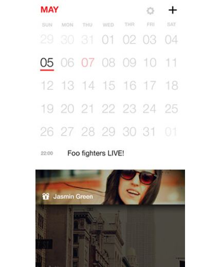 Handige agenda app