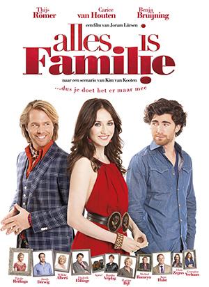 Alles is familie, komedie