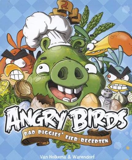 Angry Birds kookboek