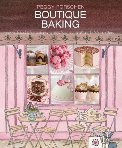 Boutique Baking, Peggy Porschen