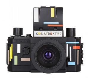 Bouw je eigen camera: Konstructor