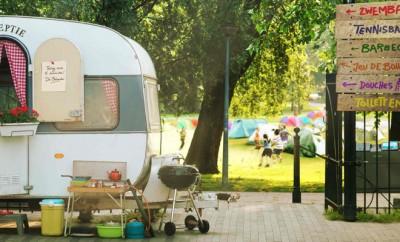 Buurtcamping, kamperen in Amsterdam