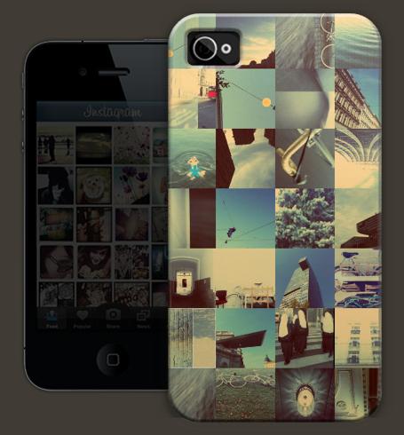 instagram telefoonhoesje