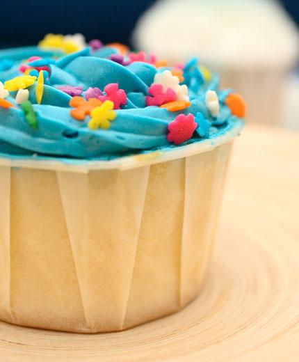 Snel cupcakes maken