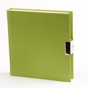 Dagboeken: groen linnen