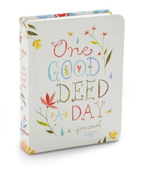 Dagboeken: one good deed a day