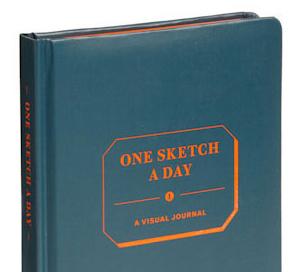 Dagboeken: one sketch a day