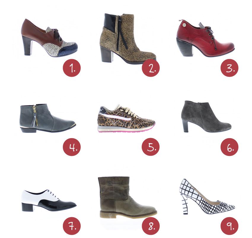 De Schoenenfabriek: onze favorieten