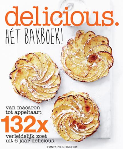delicious bakboek