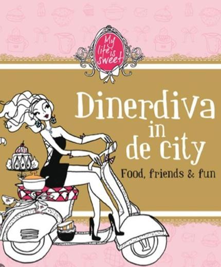 Dinerdiva in the city