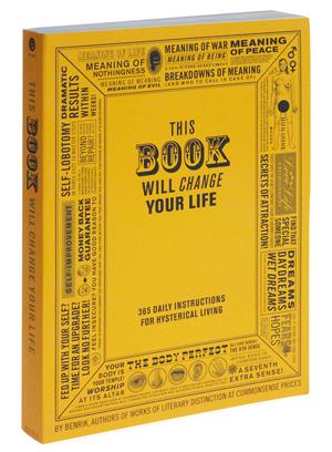 Dit boek zal je leven veranderen