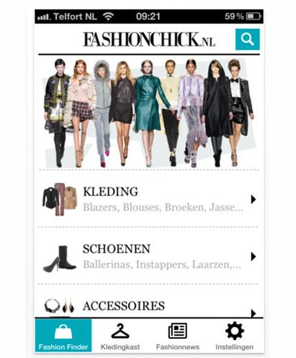 Fashionchick app