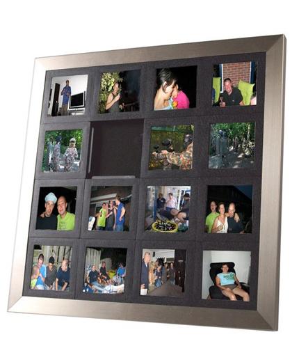 Puzzelen met foto's: een unieke fotolijst