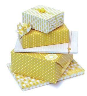 Happy Wrapping: cadeautjes inpakken