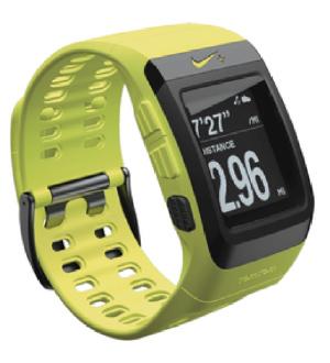 hardloophorloges: Nike+ Sportwatch