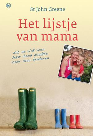 Het lijstje van mama, aangrijpend boek over een moeder met kanker