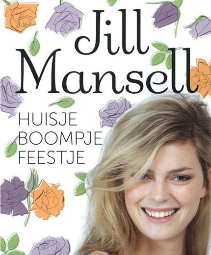 Huisje boompje feestje, chicklit van Jill Mansell