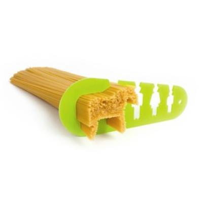 Toffe spaghettimeter: honger als een paard