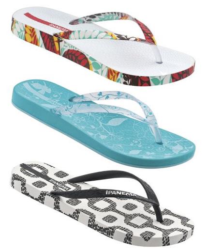 vrolijke slippers