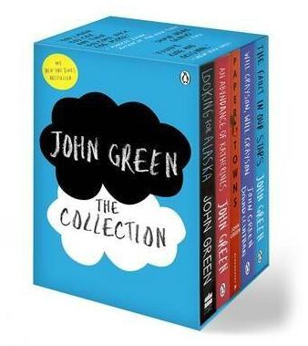 John Green-verzamelbox
