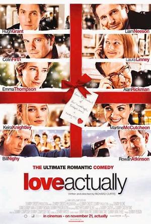 Romantische kerstfilms: love actually