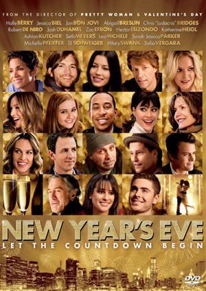 Romantische kerstfilms: New Year's Eve