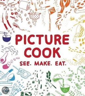 Kookboek zonder tekst
