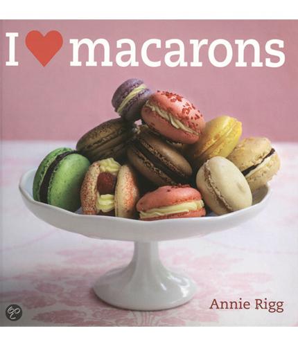 I love macarons recepten