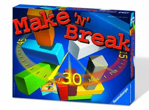 Make 'n Break, gezelschapsspel