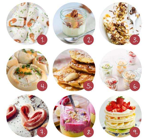 9x makkelijke ontbijt recepten