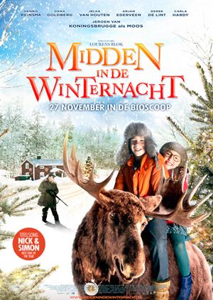 Midden in de winternacht, film voor de hele familie